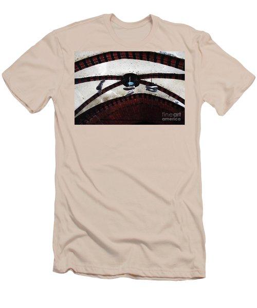 Sneakers Men's T-Shirt (Slim Fit) by Ana Mireles
