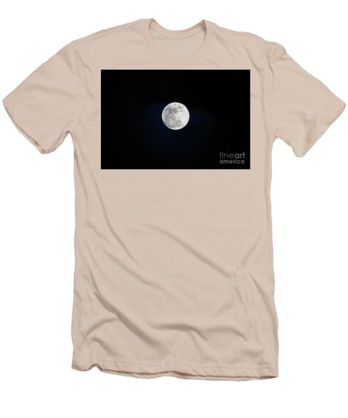 Snow Moon 4 Men's T-Shirt (Athletic Fit)