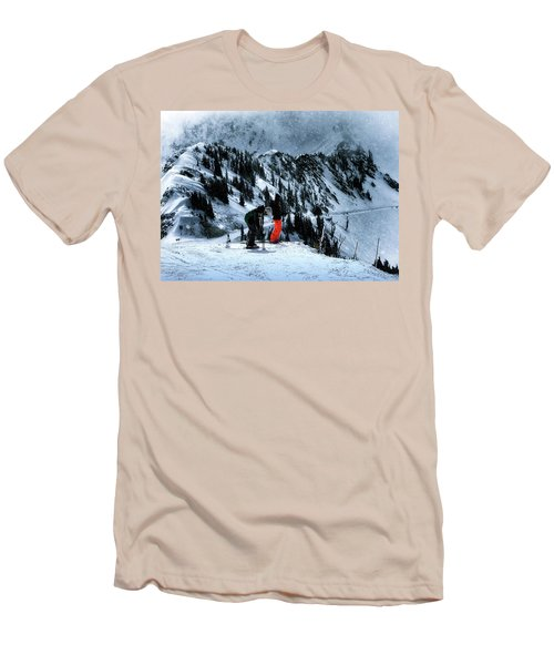 Snowbird Men's T-Shirt (Athletic Fit)