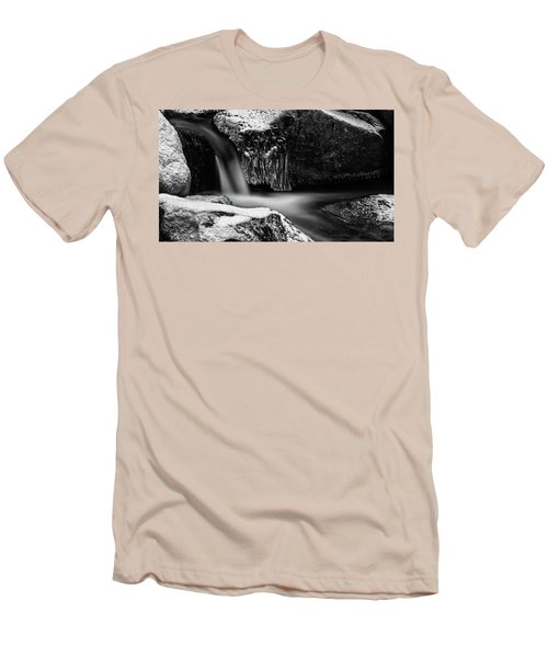 soft and sharp at the Bode, Harz Men's T-Shirt (Slim Fit) by Andreas Levi