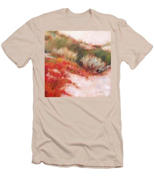 Soft Dunes 1 Men's T-Shirt (Athletic Fit)