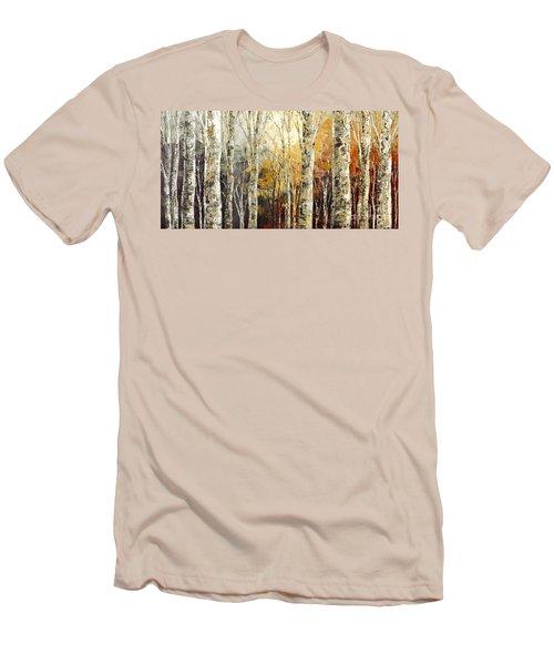 Solitudes Of Twilight Men's T-Shirt (Athletic Fit)