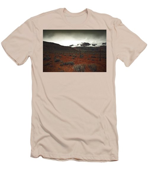 Men's T-Shirt (Slim Fit) featuring the photograph Song by Mark Ross