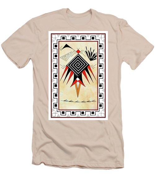 Southwest Bird Men's T-Shirt (Athletic Fit)