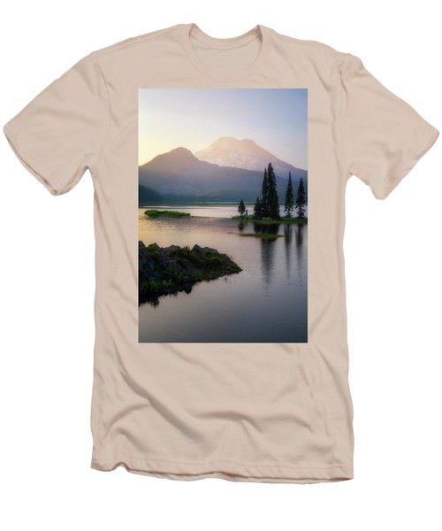 Spark Of Light Men's T-Shirt (Athletic Fit)