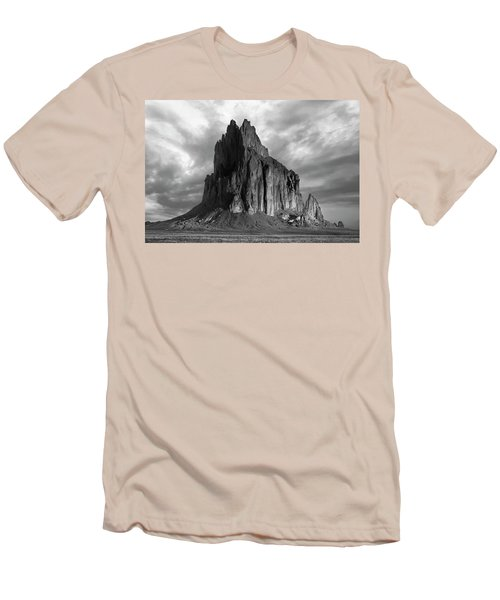 Men's T-Shirt (Slim Fit) featuring the photograph Spire To Elysium by Jon Glaser