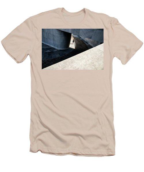 Spot Me Out Men's T-Shirt (Athletic Fit)