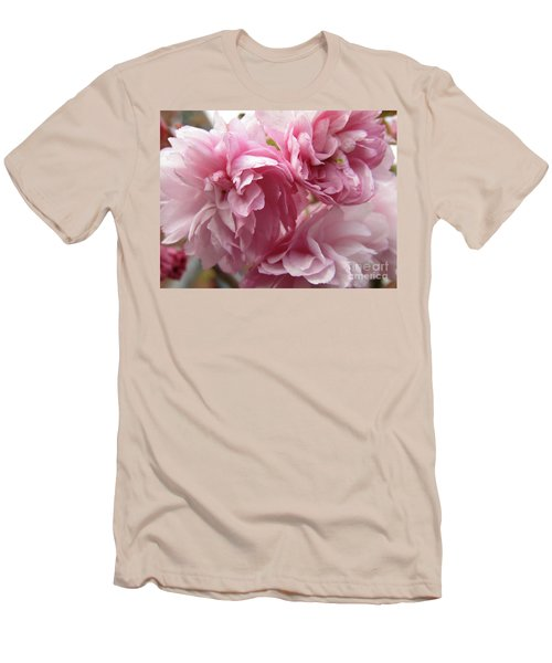 Spring Blossoms #1 Men's T-Shirt (Athletic Fit)