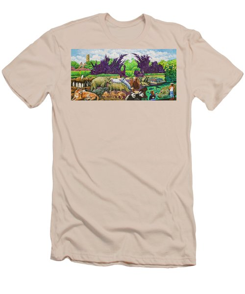 St. Louis Zoo Men's T-Shirt (Athletic Fit)