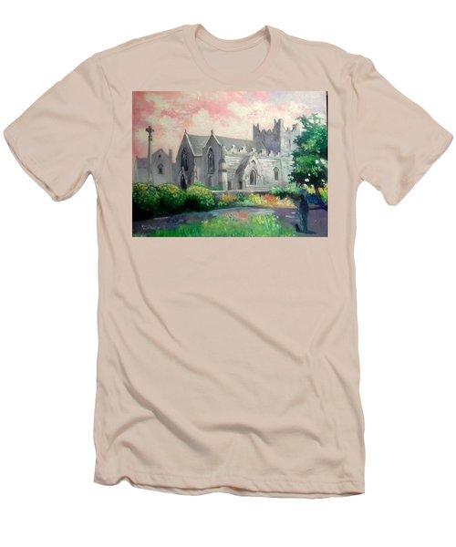 St Trinity Abbey Adare County Limerick Ireland Men's T-Shirt (Athletic Fit)