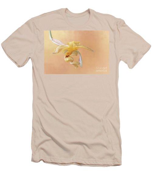 Stanhopea Orchid V2 Men's T-Shirt (Athletic Fit)