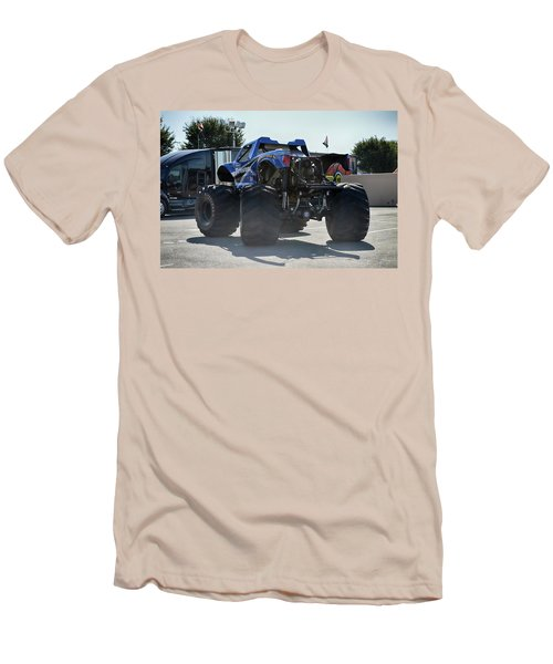 Men's T-Shirt (Slim Fit) featuring the photograph Steer Me by Bill Dutting