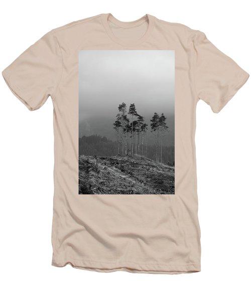 Still Standing Men's T-Shirt (Athletic Fit)