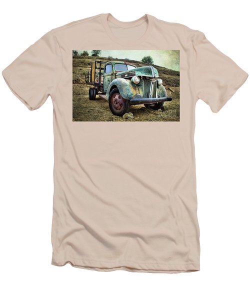 Still Truckin' Men's T-Shirt (Athletic Fit)
