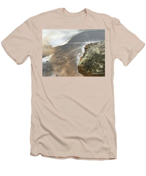 Stone Cold Men's T-Shirt (Slim Fit) by Jason Nicholas