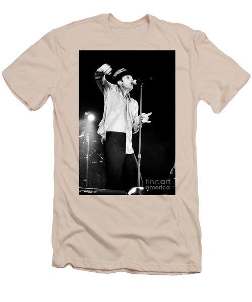 Stp-2000-scott-0926 Men's T-Shirt (Slim Fit) by Timothy Bischoff