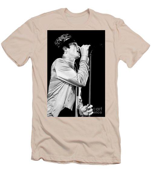 Stp-2000-scott-0933 Men's T-Shirt (Slim Fit) by Timothy Bischoff