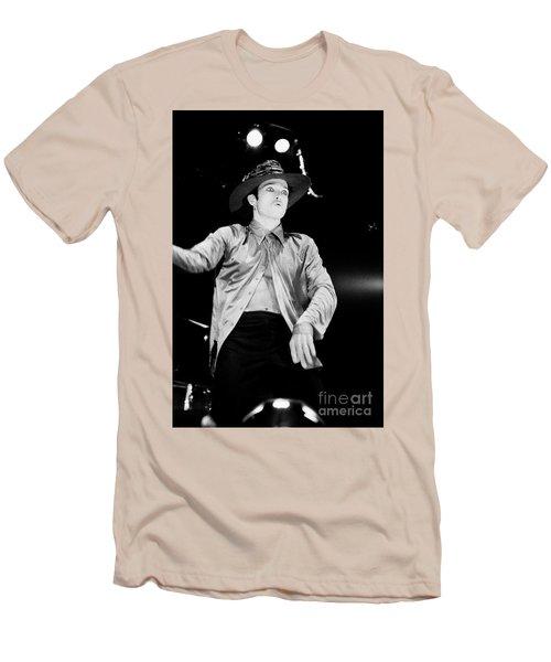 Stp-2000-scott-0942 Men's T-Shirt (Slim Fit) by Timothy Bischoff