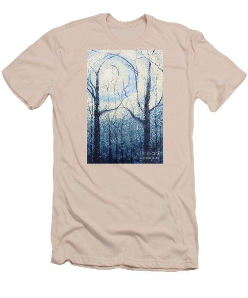 Sublimity Men's T-Shirt (Slim Fit) by Holly Carmichael
