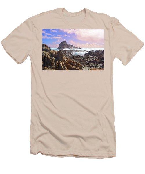 Sugarloaf Rock X Men's T-Shirt (Athletic Fit)