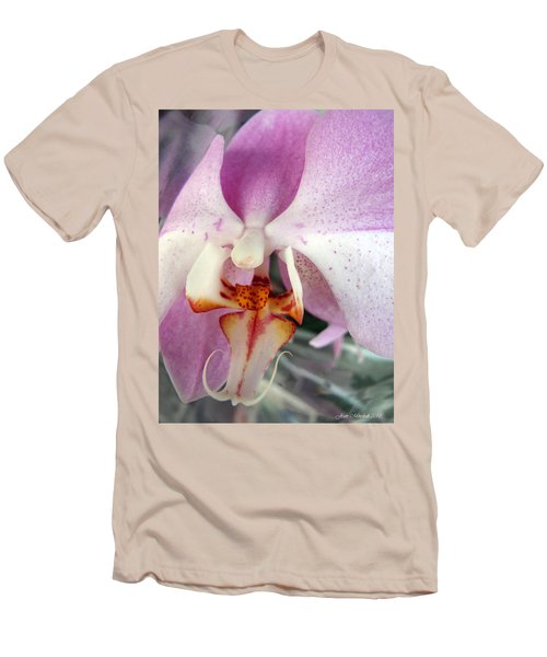 Men's T-Shirt (Slim Fit) featuring the photograph Summer Bloom by Joan  Minchak