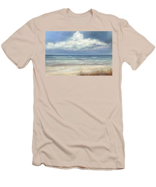 Summer's Day Men's T-Shirt (Slim Fit) by Valerie Travers