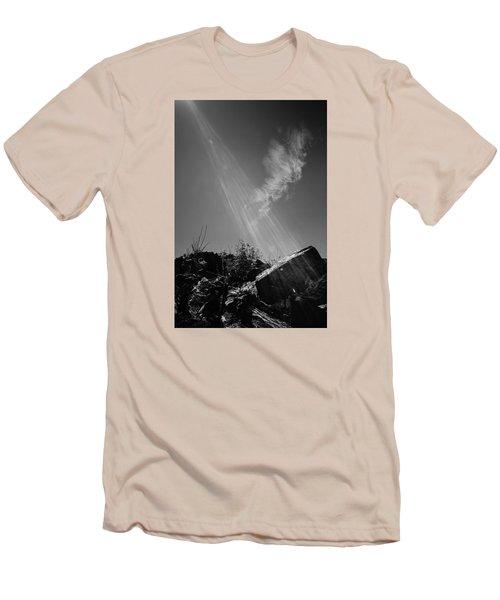 Sunlight Men's T-Shirt (Slim Fit) by Andrey  Godyaykin