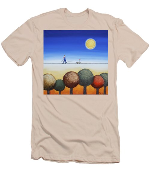 Sunny Afternoon Men's T-Shirt (Athletic Fit)