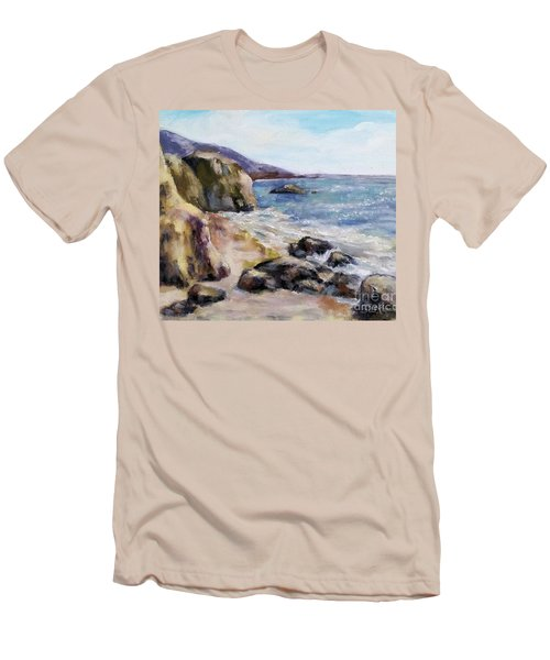 Sunny Coast Men's T-Shirt (Slim Fit) by William Reed