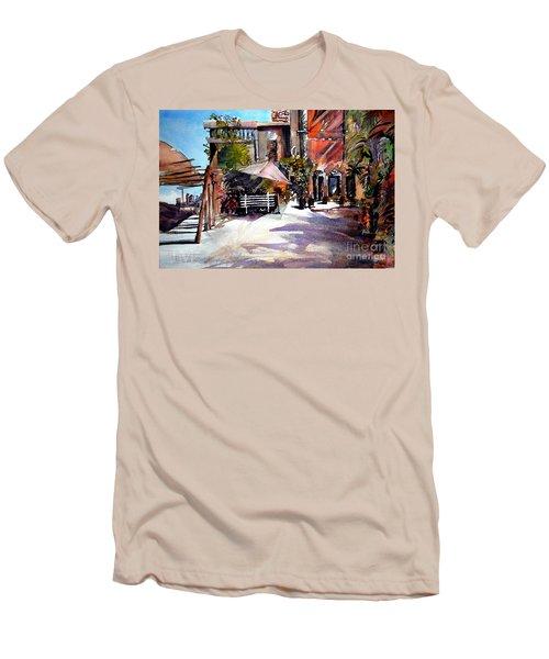 Surf Camp Men's T-Shirt (Athletic Fit)