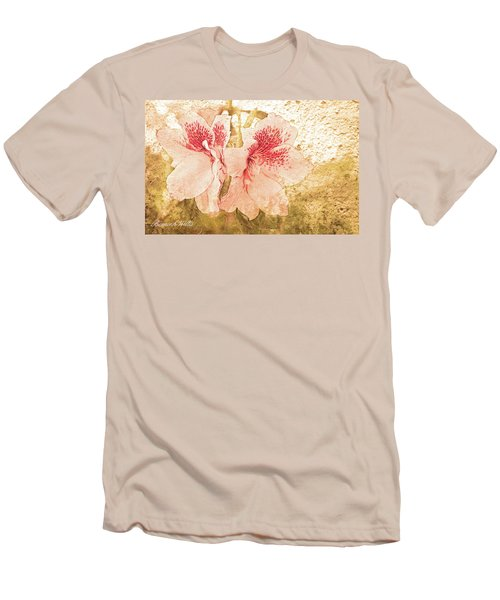 Men's T-Shirt (Slim Fit) featuring the photograph Sutle Harmony by Bonnie Willis