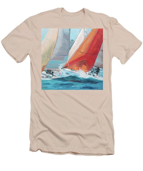 Swells Men's T-Shirt (Athletic Fit)
