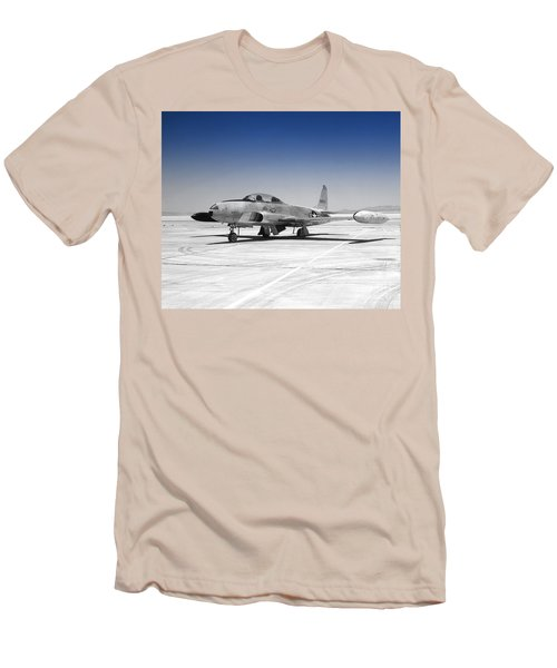 T33 A Jet Men's T-Shirt (Athletic Fit)