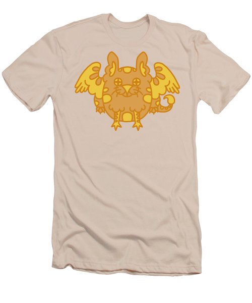 Tabby Griffon Men's T-Shirt (Athletic Fit)