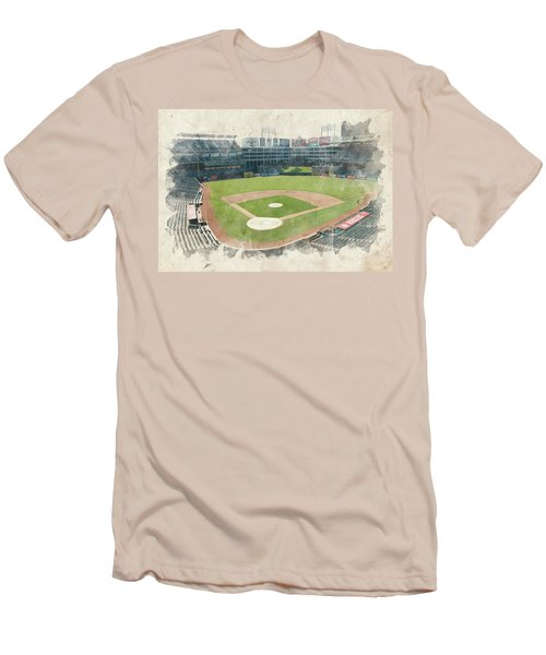 The Ballpark Men's T-Shirt (Athletic Fit)