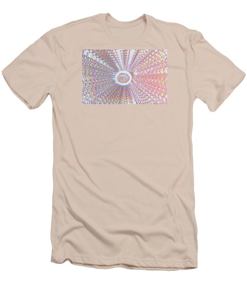 The Divine Light   Men's T-Shirt (Athletic Fit)