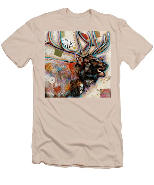 The Elk Men's T-Shirt (Athletic Fit)