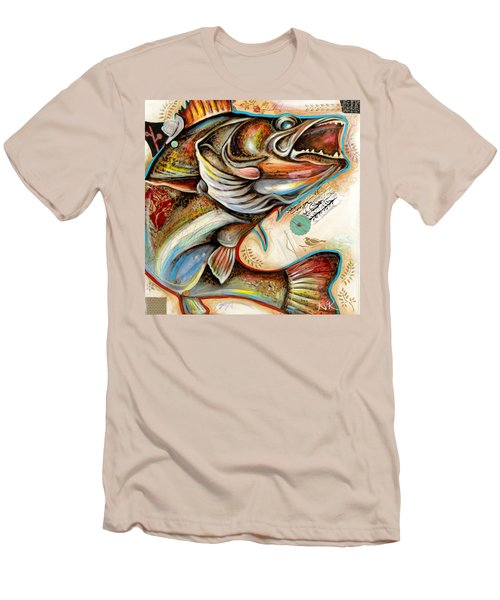 The Fish Men's T-Shirt (Athletic Fit)