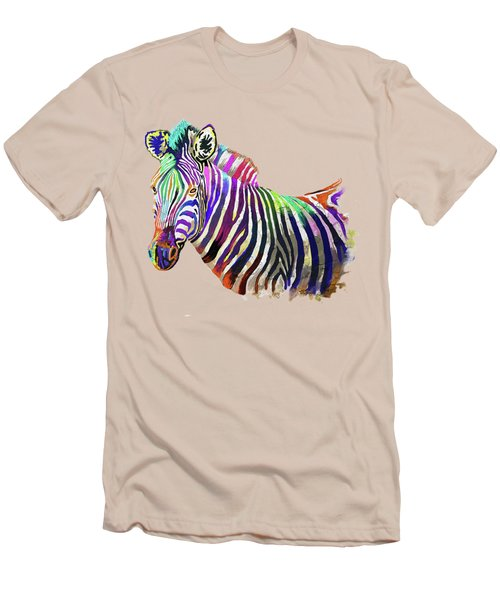 The Grand Donkey Men's T-Shirt (Slim Fit) by Anthony Mwangi
