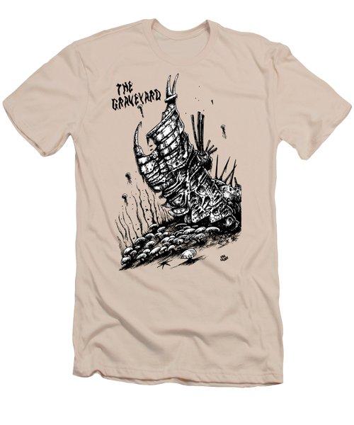 The Graveyard Men's T-Shirt (Athletic Fit)