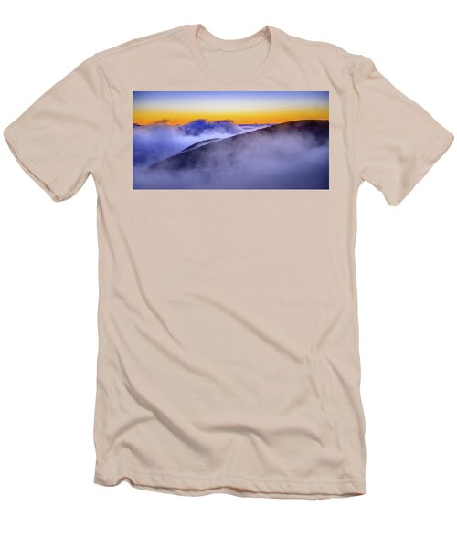 The Mists Of Cloudfall Men's T-Shirt (Athletic Fit)