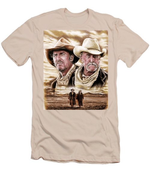 The Open Range Colour Edit By Andrew Read Men's T-Shirt (Athletic Fit)