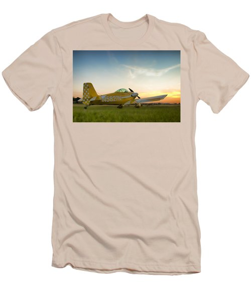 Men's T-Shirt (Slim Fit) featuring the photograph The Original by Steven Richardson