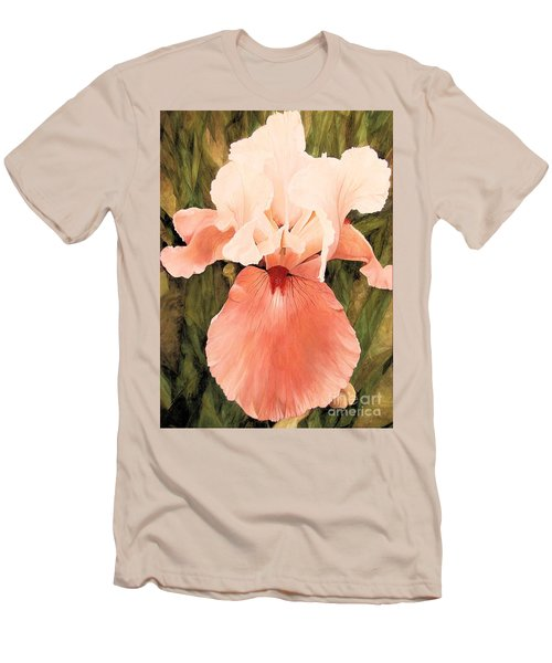 The Pink Lady  Men's T-Shirt (Slim Fit) by Laurie Rohner