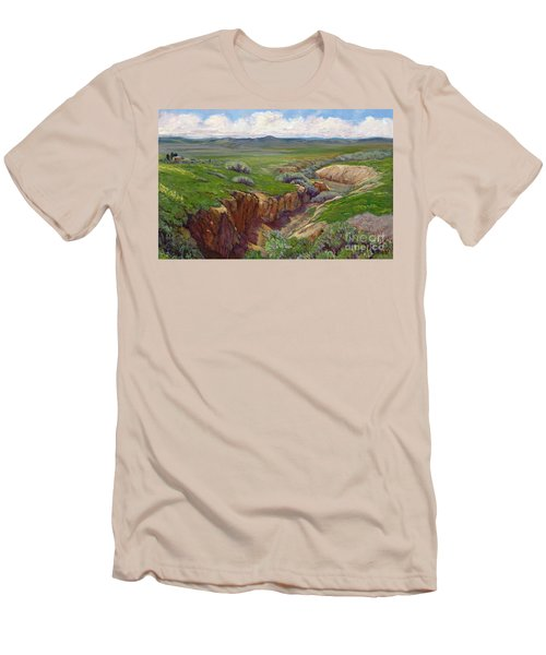 The Power Of Water Men's T-Shirt (Athletic Fit)