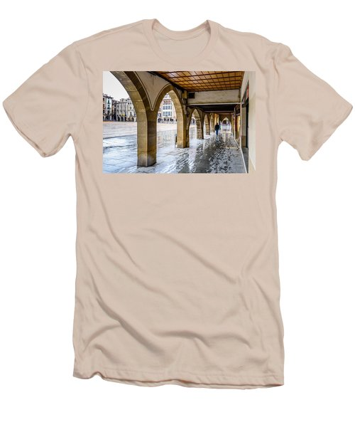 The Rain In Spain Men's T-Shirt (Athletic Fit)