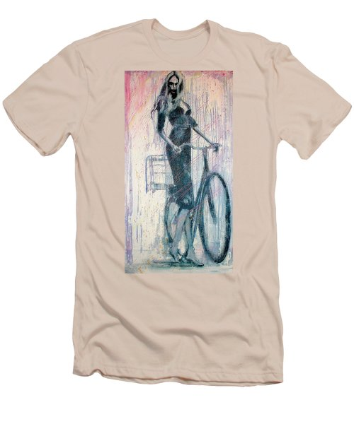 The She Wolf Men's T-Shirt (Athletic Fit)