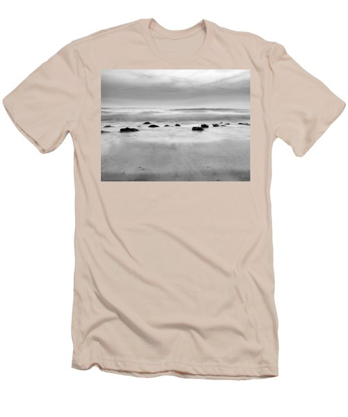 The Sound Of Silence Men's T-Shirt (Athletic Fit)