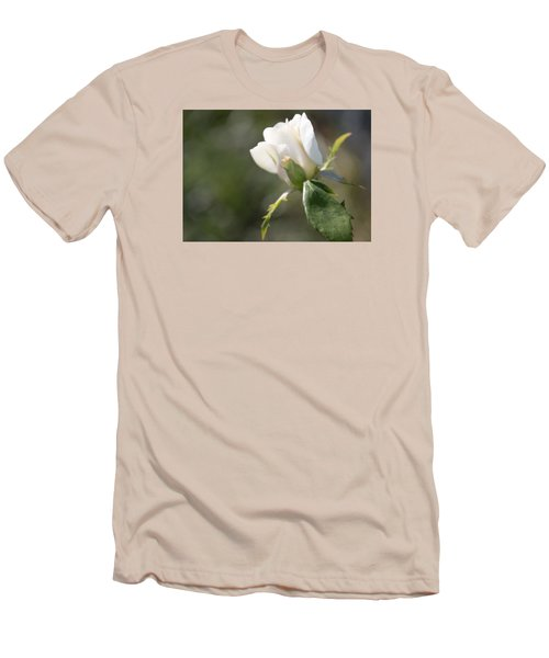 Men's T-Shirt (Slim Fit) featuring the photograph The Understudy by Cathy Donohoue