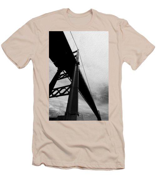 The Vincent Thomas Men's T-Shirt (Athletic Fit)